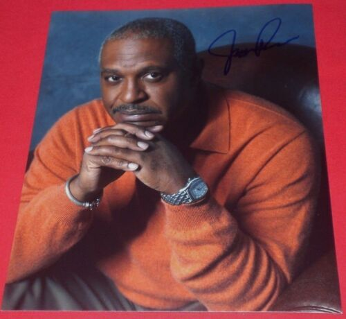 JAMES PICKENS JR SIGNED GREYS ANATOMY CASUAL HUNK 8X10 PHOTO AUTOGRAPH COA