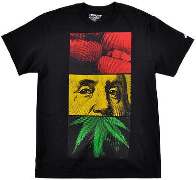 Mens Marijuana T Shirt Rasta Reggae Rapper Franklin T Shirt Lil Wayne Hip Hop