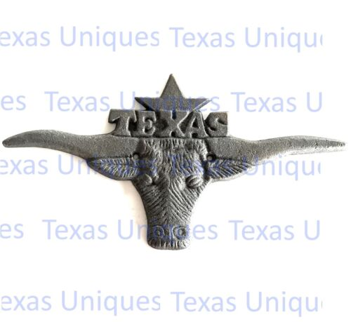 Texas Longhorn Wall Plaque Longhorn Wall Sign Western Plaque CI4