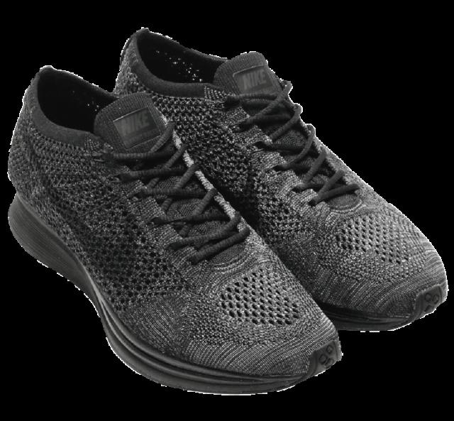 Nike Flyknit Black Anthracite