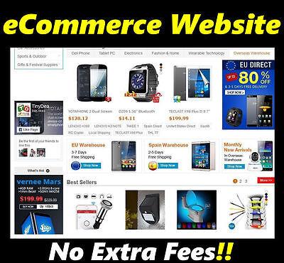 Website For Sale - Ecommerce - Online Business - Money Online Internet Business