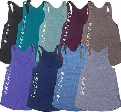 American Apparel - Women's Tri-Blend Racerback Tank Top, T-Shirt, Ladies XS-L American Apparel Tank Top