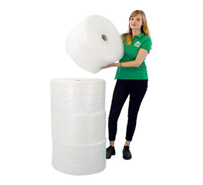 Mega Bubble Wrap Roll 300mm x 100m House Moving Removal Packing Home Office