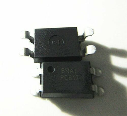 50pcs pc817b el817 pc817 sop-4 smd optocoupler