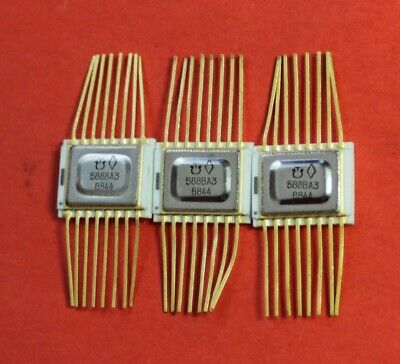 588va3 Ic Microchip Ussr Lot Of 1 Pcs