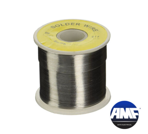 Solder 1Lb. Wire spool 40 TIN 60 LEAD ROSIN CORE 0.062 inch - EQ66M