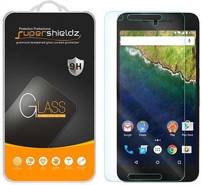 Supershieldz Ballistic [Tempered Tumbler] Screen Protector for Huawei Nexus 6P
