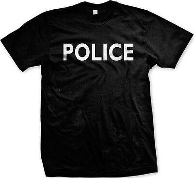 Police Halloween Costume Security Humor Funny Joke Meme Internet Mens T-shirt](Funny Police Halloween Costumes)