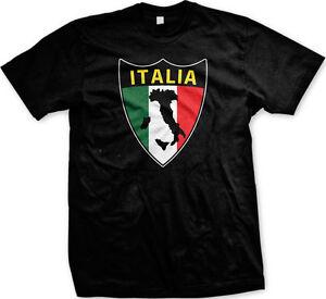 Italia shield italy italian italianos repubblica italiana for Shirts made in italy