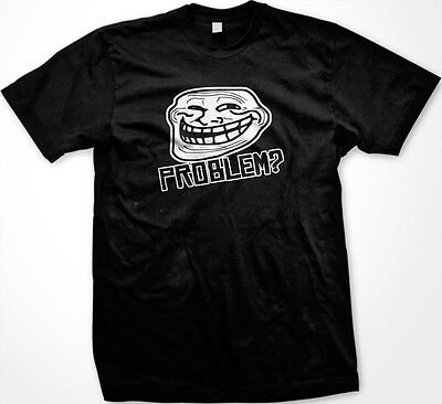 SALE Problem? Italian Muscle Head Jersey Shore Funny TV Show T-shirt](Funny Jersey Shore)