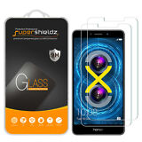 2x Supershieldz Tempered Glass Screen Protector Saver For Huawei Honor 6X