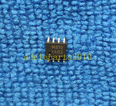 10pcs Iam-81008-tr1 M810 Silicon Bipolar Mmic 5ghz Active Sop-8
