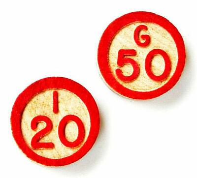 Personalizable Bingo Gemelos - Contacte con Nosotros Sobre Carta Disponibilidad