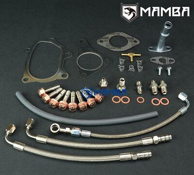 Turbo Install Line Gasket Kit For Subaru Legacy Liberty IHI RHF5H VF40 VF46 VF52