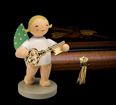 Wendt und Kühn Goldedition No 8 Schatzmeister mit vergoldetem Schlüssel 650/121 online kaufen