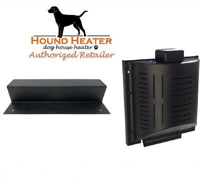 Hound Heater Deluxe Plus Dog House Furnace Pet House Heater w/ Igloo Bracket