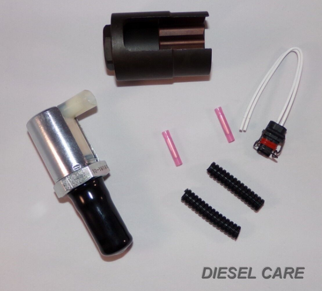 About 2003 Ford 60l Powerstroke Injection Control Pressure Icp Sensor