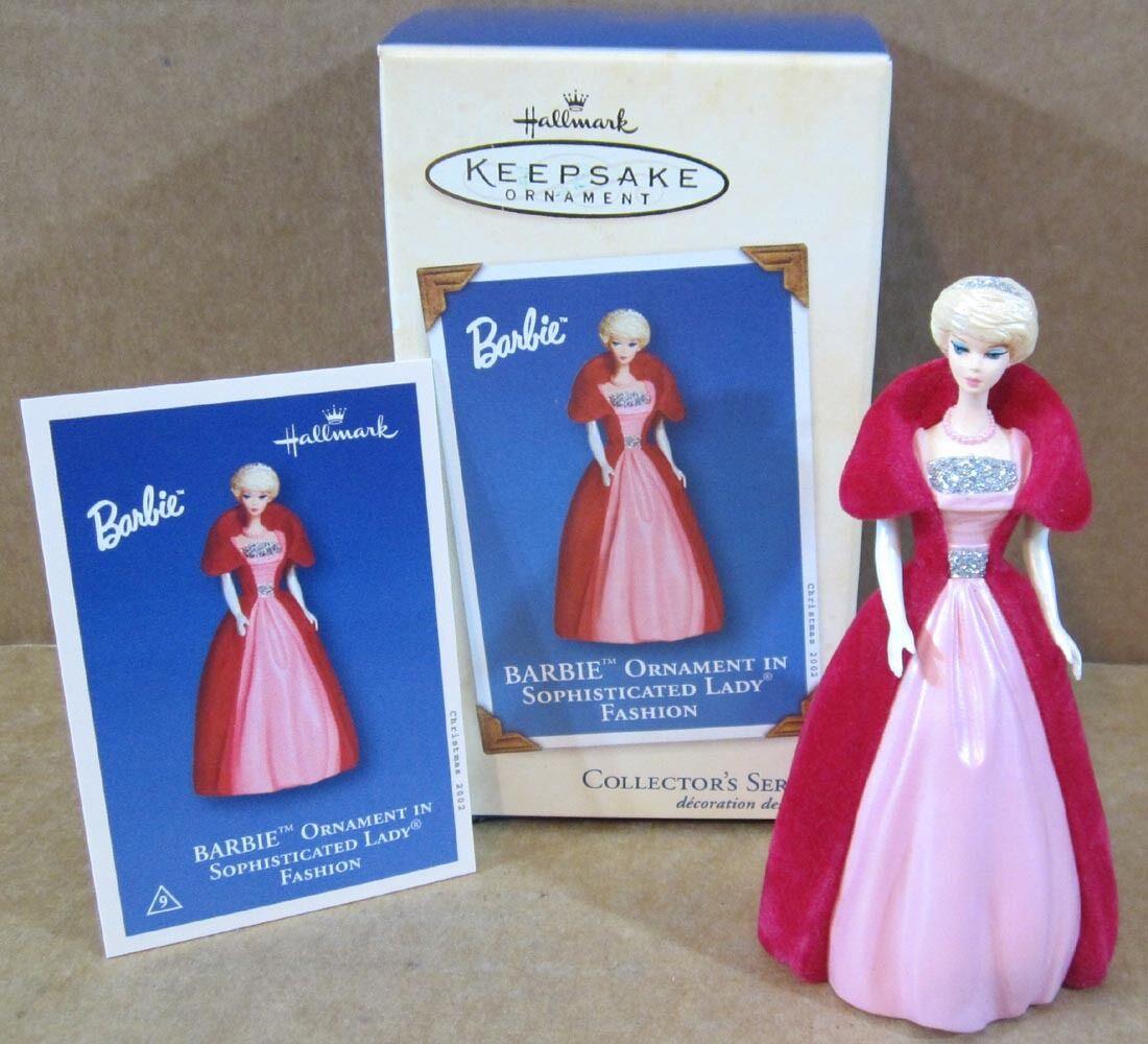 Sophisticated lady fashion barbie doll hallmark keepsake - Hallmark espana ...