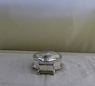 Sterling Silver Shell Box
