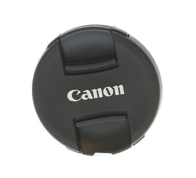 Canon 67mm Inside Squeeze Front Lens Cap (E-67 II) EX