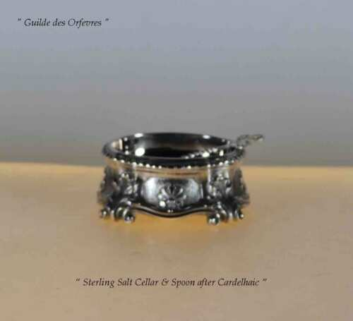 Sterling Silver Salt Cellar