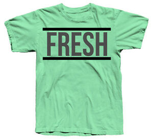 Clothing  Shoes  amp  Accessories  gt  Men s Clothing  gt  T-ShirtsJordans 4 Green Glow Shirt