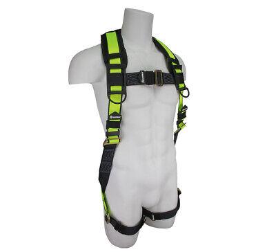 Safewaze Fs280-2xl Pro Vest Safety Harness 420 Lb. Weight Capacity D-ring 2xl