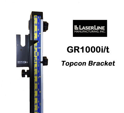Laserline Lenker Rod 10 Foot Tenthsinches With Topcon Mount