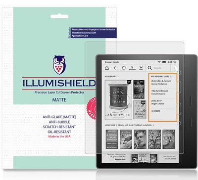 2x iLLumiShield Matte Screen Protector Anti-Glare for Kindle  Oasis  (7