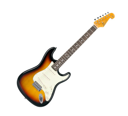 SX ELECTRIC GUITAR SC STYLE STUNNING TOBACCO SUNBURST WITH GIG BAG
