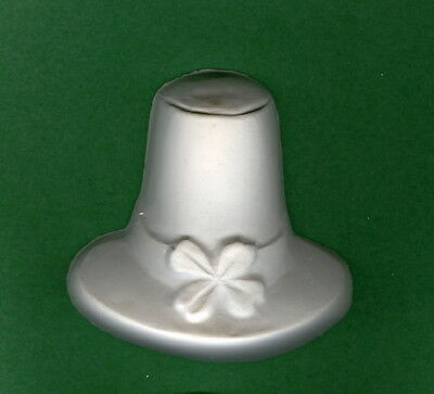 St. Patrick's day hat plaster of paris painting project. Set of 3!