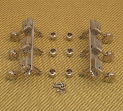 WJ-15NI Nickel Wilkinson Lap Steel Guitar Tuners