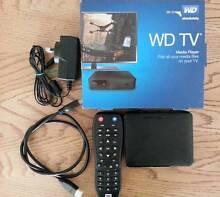 Western Digital WDTV Media Player Server Casula Liverpool Area Preview