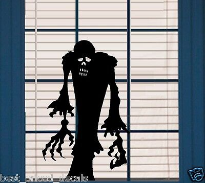 Ghoul # 3 ~ Halloween Wall or Window