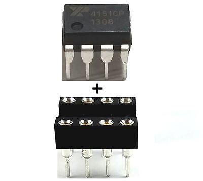 5Pcs On Semiconductor Mc1458ap Mc1458   Sockets   Dual Operational Amplifier Ic