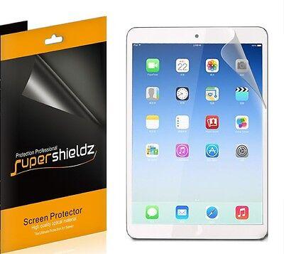 3X Supershieldz HD Clear Screen Protector Shield For Apple iPad Air 2 ,iPad Air