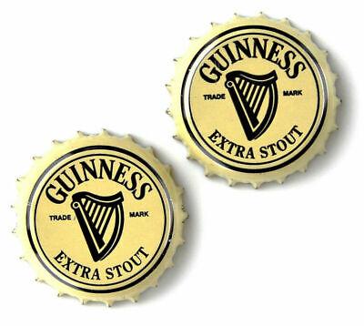 Guinness R Flaschenverschluss Manschettenknöpfe