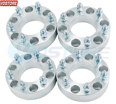 (4) 1.5'' 6 Lug Wheel Spacers Adapters 6x135 for Ford F-150 Expedition