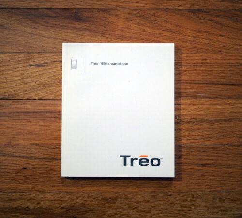 Tree 600 (PalmOne) smartphone manual (2004)