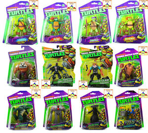 TARTARUGHE-NINJA-Personaggi-Base-11cm-Teenage-Mutant-Ninja-Turtles-TMNT