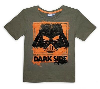 Star Wars Kinder Kleidung (Star Wars - Dark Side - Kinder Kid Shirt - Größe Size 164 - Neu)