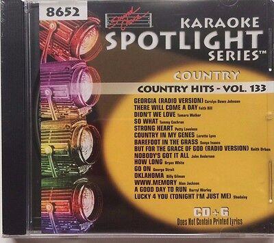 Karaoke CDGs, DVDs & Media - Sound Choice Spotlight Series