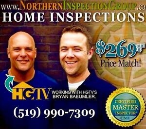 NORTHERN INSPECTIONS Protecting Home Buyers Since 2010