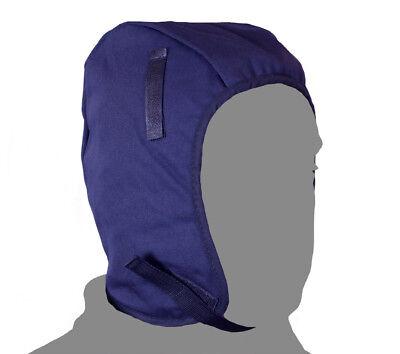Hard Hat/Safety Helmet Fleece Liner Flame Retardant with Helmet Clips