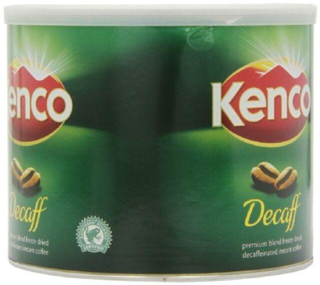 Kenco Freeze Dried Decaffeinated Coffee 500 g