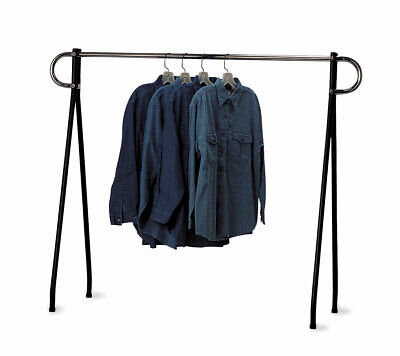 Clothing Rack - Single Bar Garment Rack 60 X 48 Inch