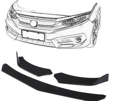 Frontlippe spoiler für Mercedes ab 2006 front flaps diffusor vorne ansatz