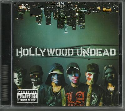 Hollywood Undead Swan Songs  Pa  Cd Sep 2008  Octone Records   Rap Metal
