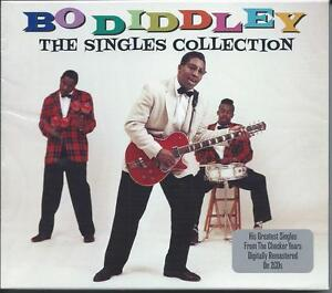 Bo Diddley - The Singles Collection - Best Of / Greatest Hits 2CD NEW/SEALED