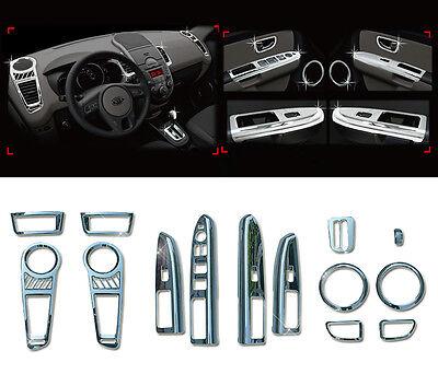 Kia Soul Interior Chrome Parts Accessories Ebayshopkorea